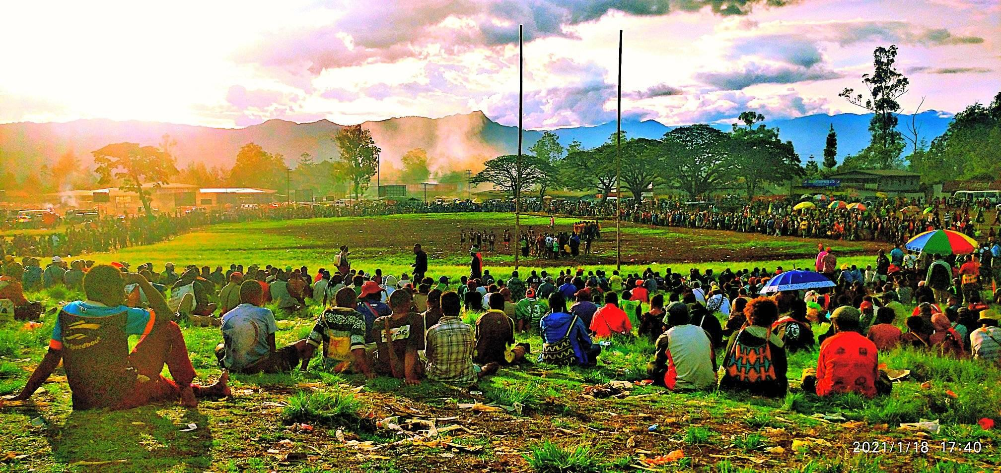Rugby League Nines included in Eastern Highlands Provincial Games
