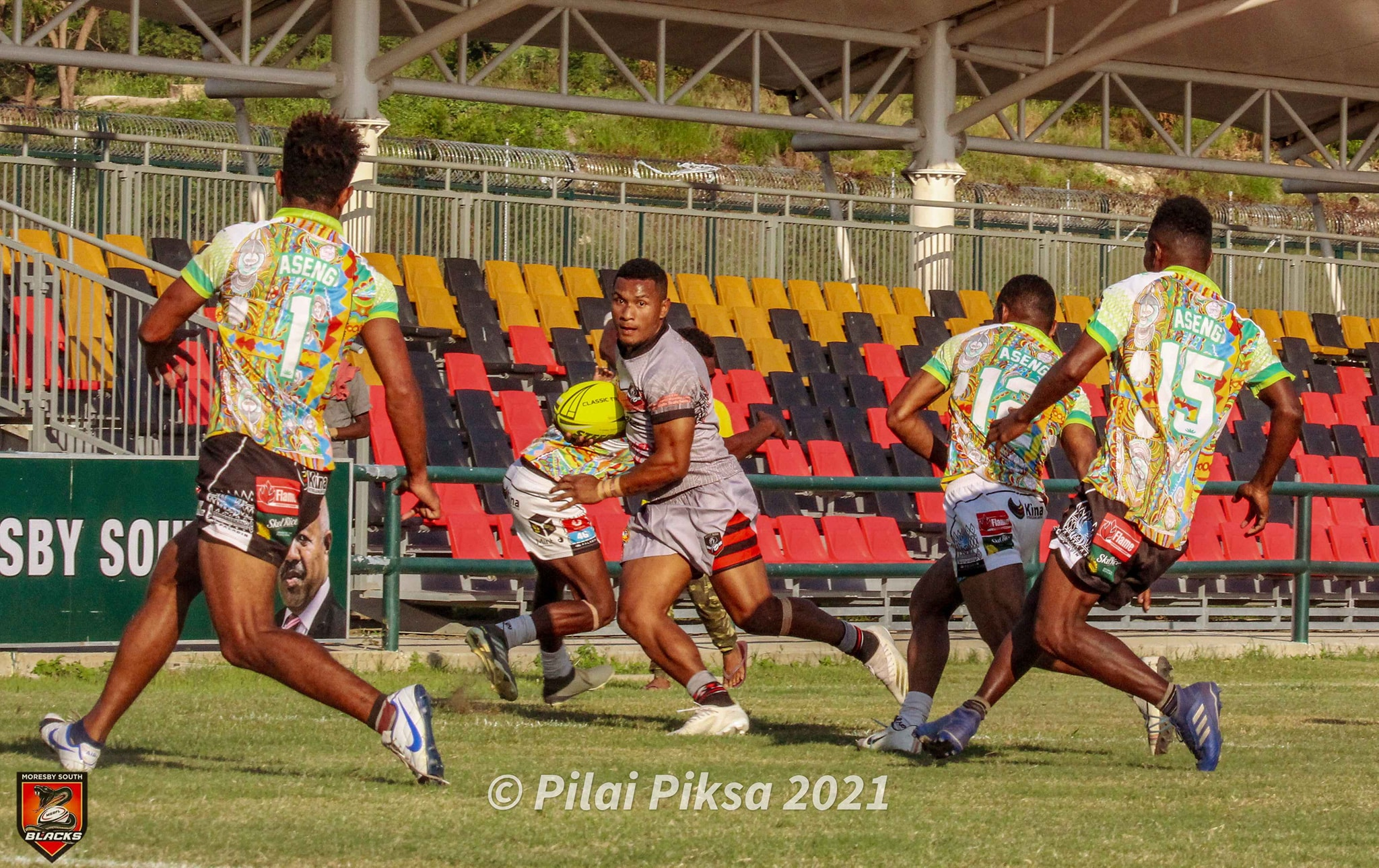 Moresby South name squad for upcoming Southern Super League