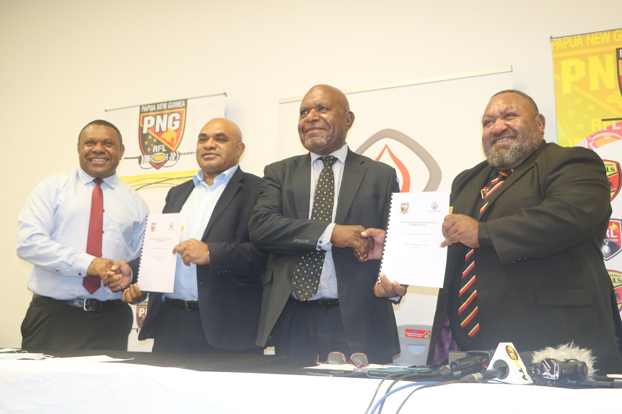 Kumul Petroleum announces naming rights Sponsorship for PNG National Schools competitions