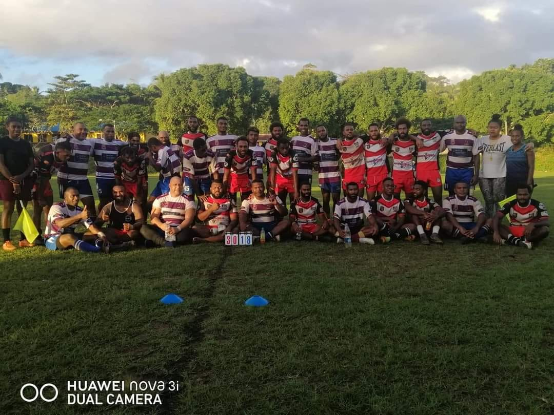 Vate too strong for Police in Port Vila Men's catch up match