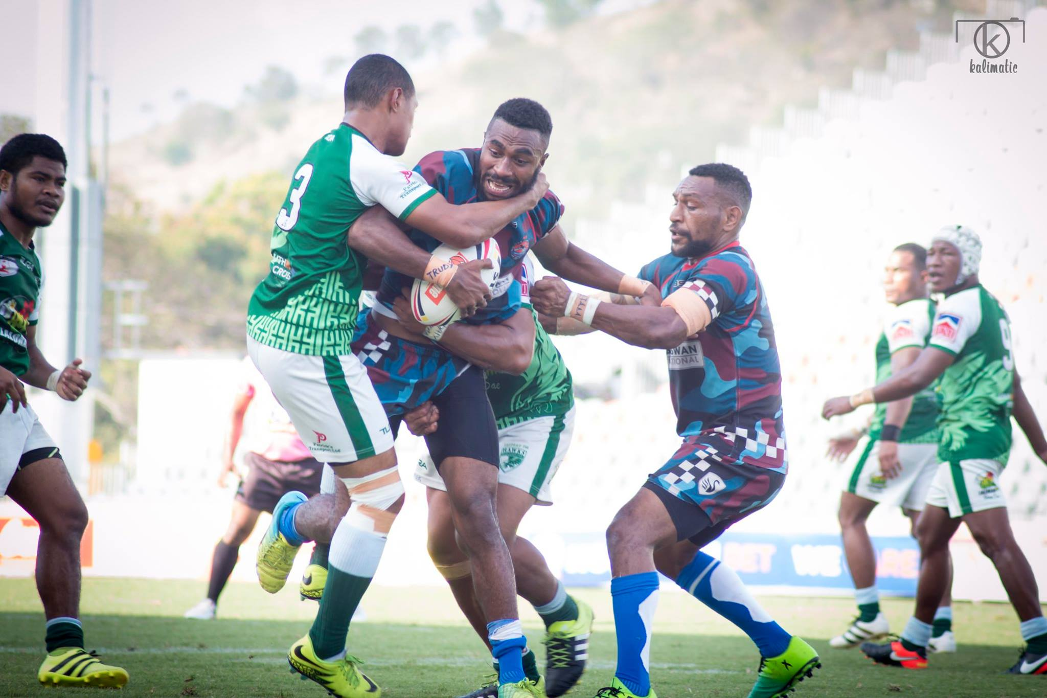 Results from opening weekend of Port Moresby RFL Nines