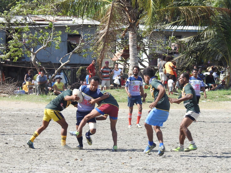 Boera Sailors defeat Koita Cowboys in Hiri West Men's Nines Final