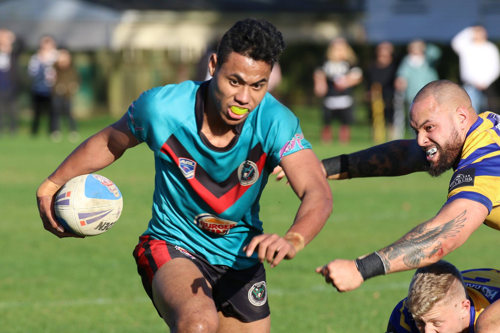 Top of the ladder clashes in this week's Auckland Fox Memorial Premiership Qualifiers