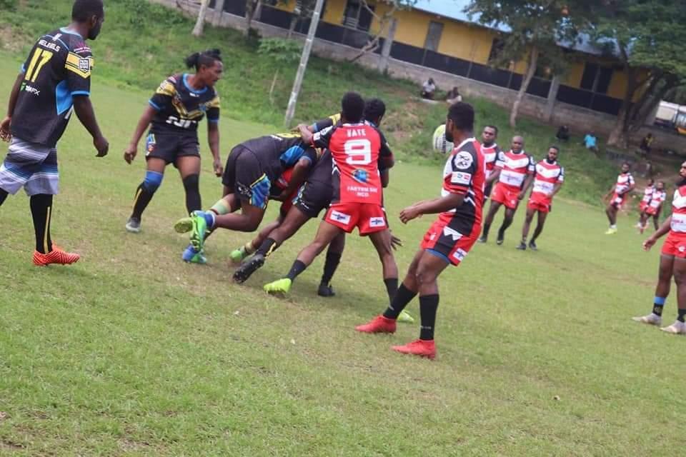 Vate Bulldogs continue undefeated start in Port Vila Men's Championship