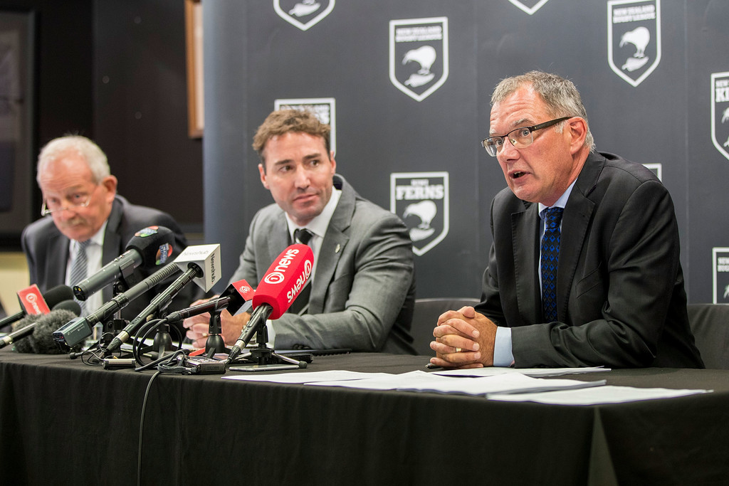 New Chair appointed, Jeni Pearce MNZM & Justin Leydesdorff appointed to NZRL board
