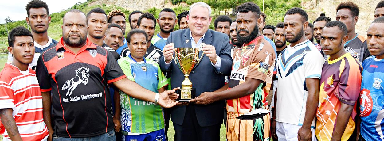 Port Moresby Suburban pre-season to kick off this weekend