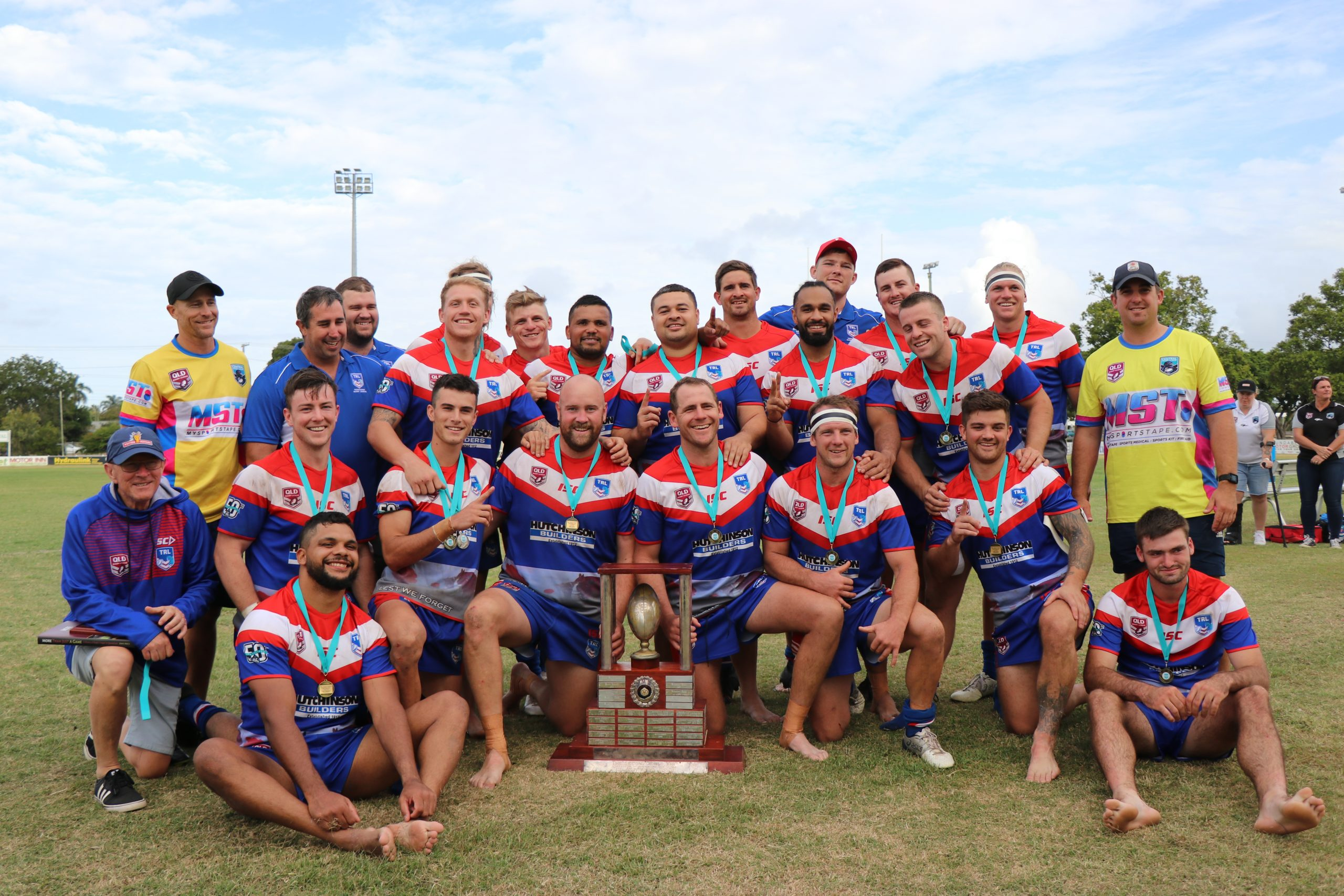 Toowoomba and Mackay to face off in XXXX State League Championship Semi-Final