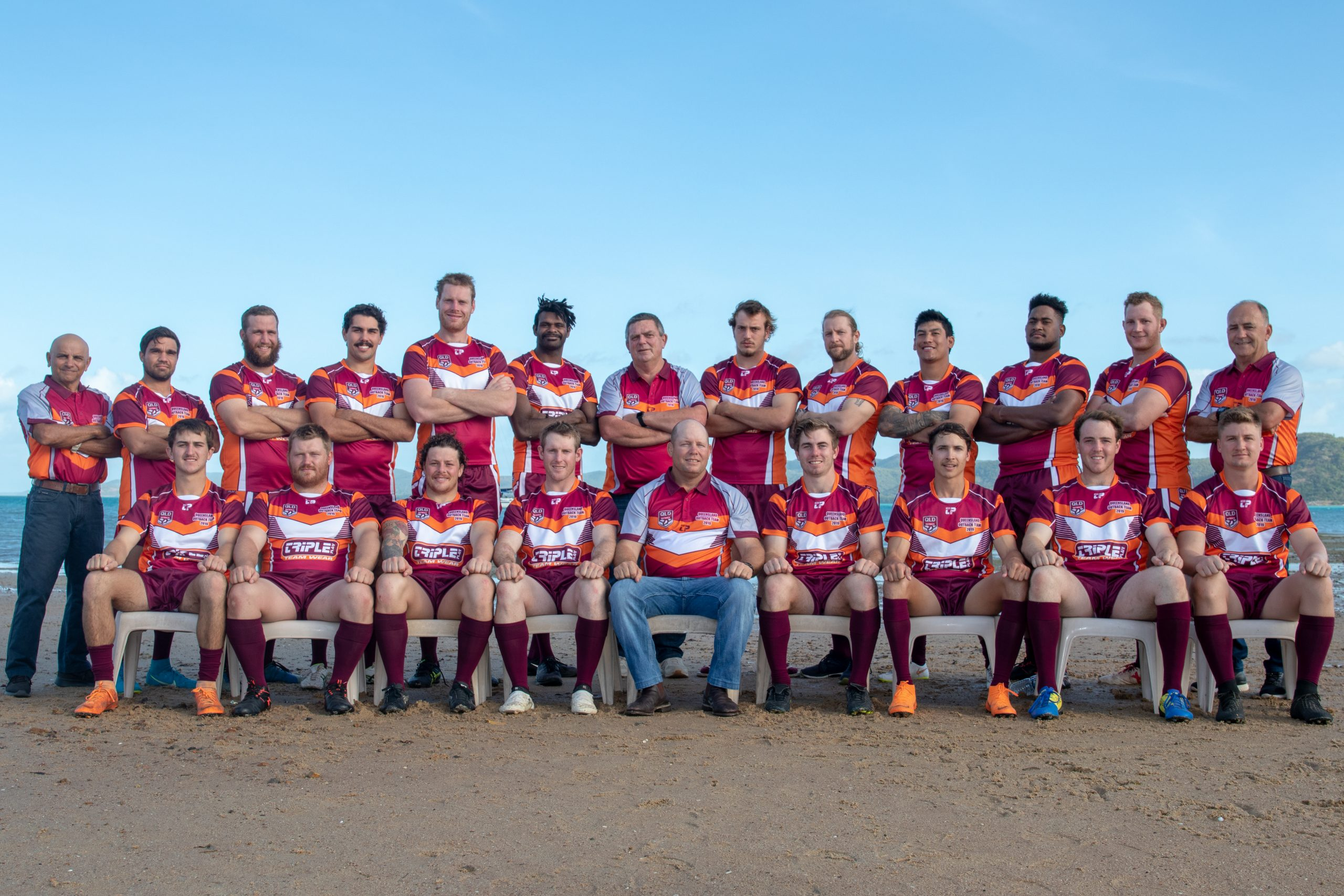 Queensland Men's and Women's Outback teams announced