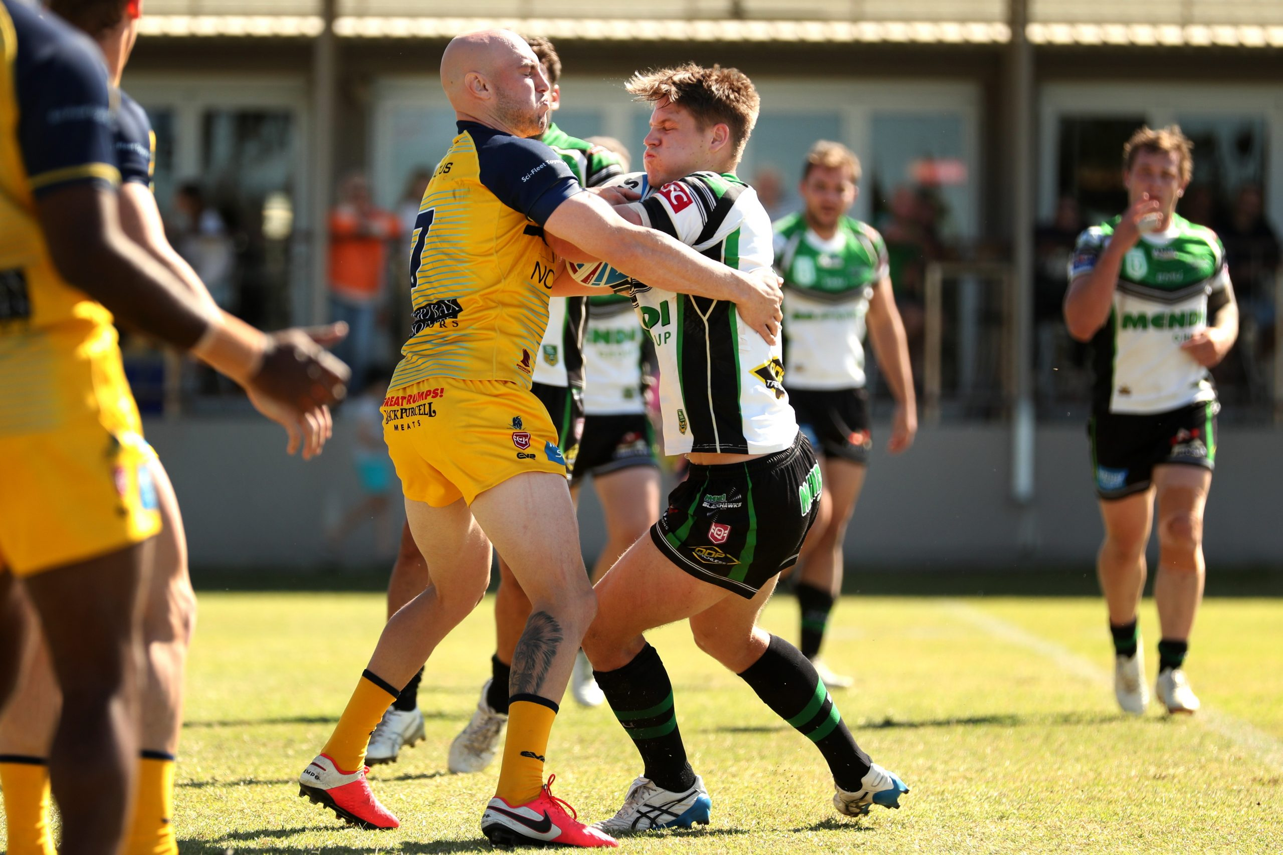 Devils continue their run with takedown of Townsville