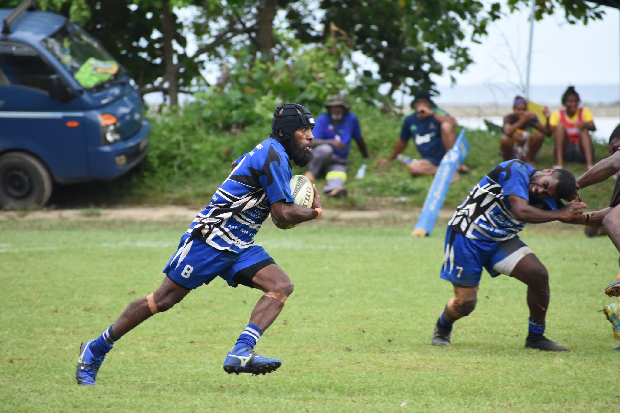 Vanuatu Police Forces move into top two in Port Vila Men's & Women's Championships
