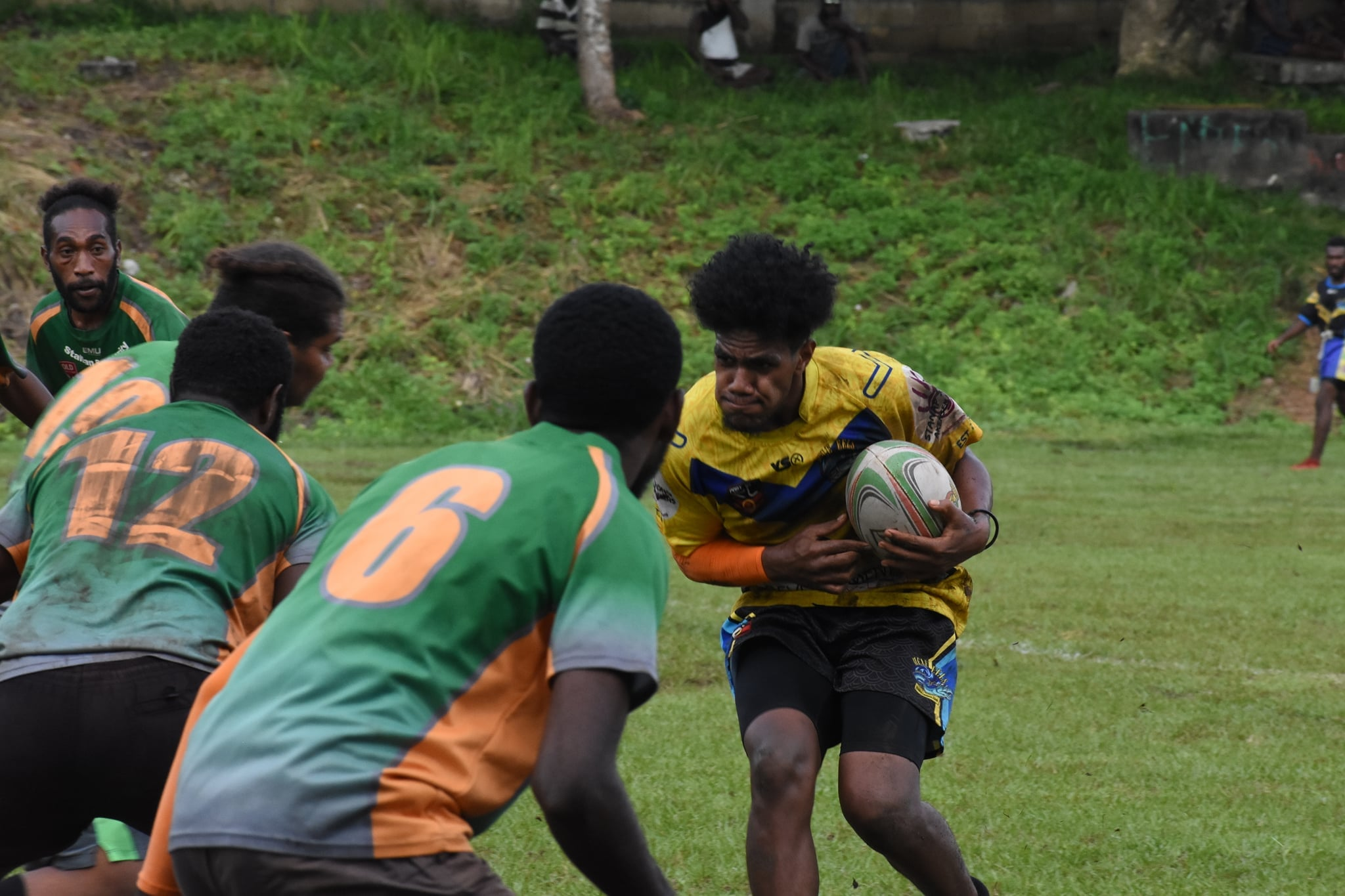 Massive triple header in the Port Vila Men's Championship this Saturday