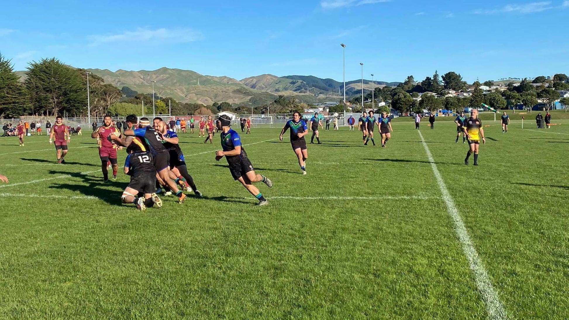 St George and Whiti Te Ra ki earn week off in Wellington Premier 1 Finals