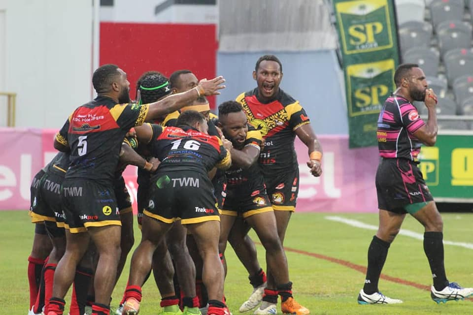 Port Moresby Vipers make it three in a row, whilst Mendi moves to outright second in Digicel Cup