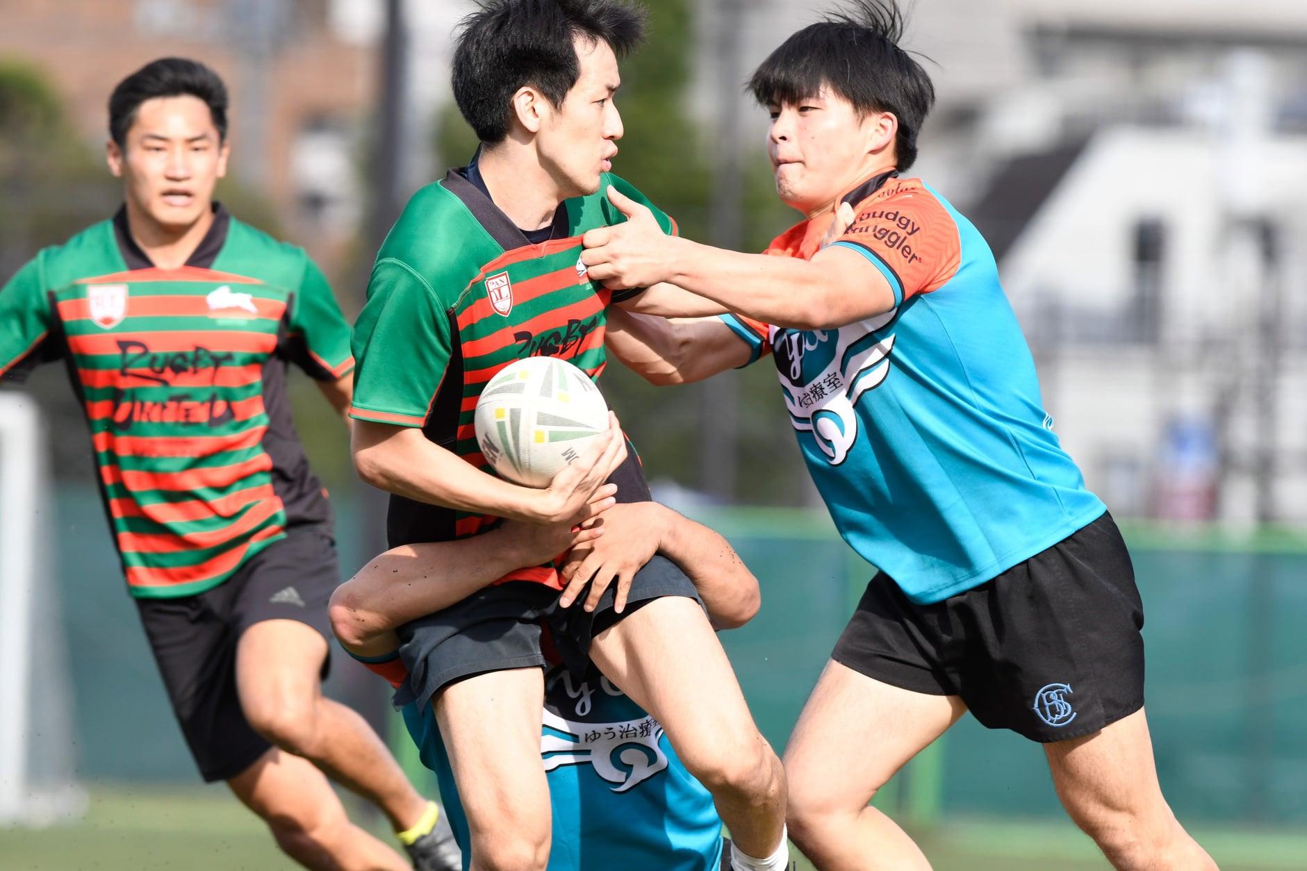 South Ikebukuro Rabbitohs defeat Abiko Ducks in Japanese National Cup