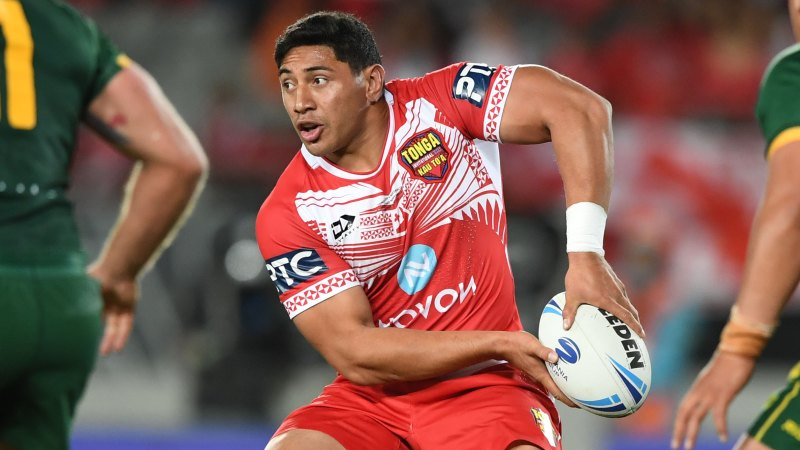 Taumalolo commits to representing Tonga at Rugby League World Cup 2021
