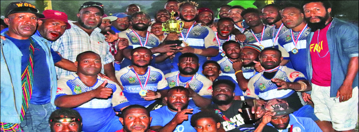 Pole Particles win sixth Bushwara RP Cup title