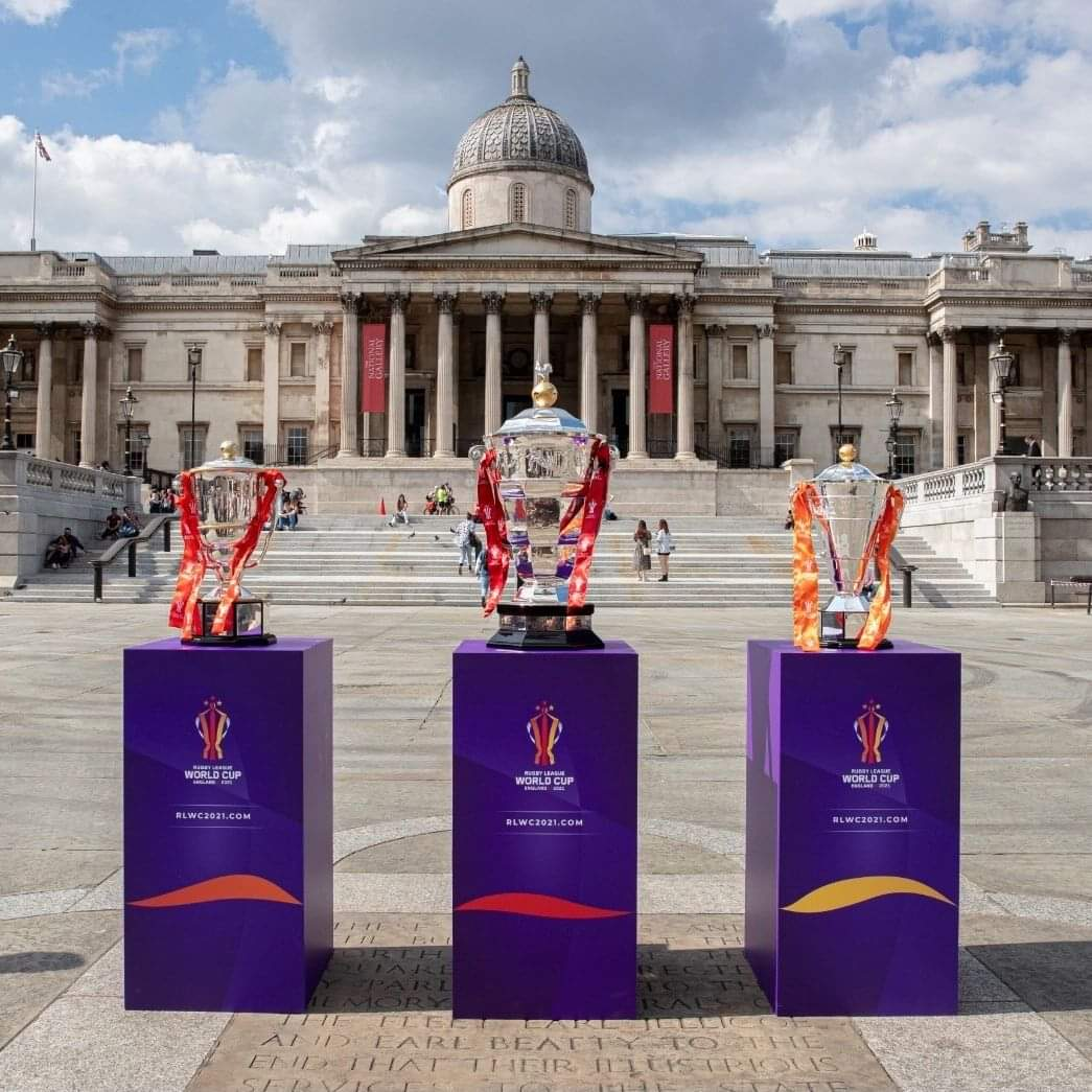 RLWC2021 organisers on schedule to deliver trailblazing tournament