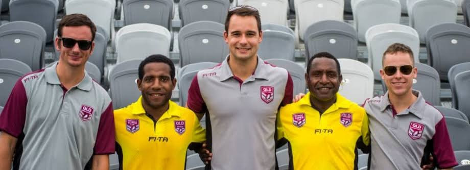 International Rugby League Emerging Match Officials Panel announced