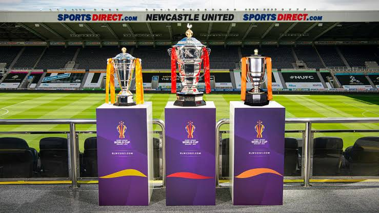 Rugby League World Cup 2021 Official Statement