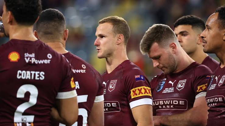 Queensland Maroons team for Game Three of Ampol State of Origin