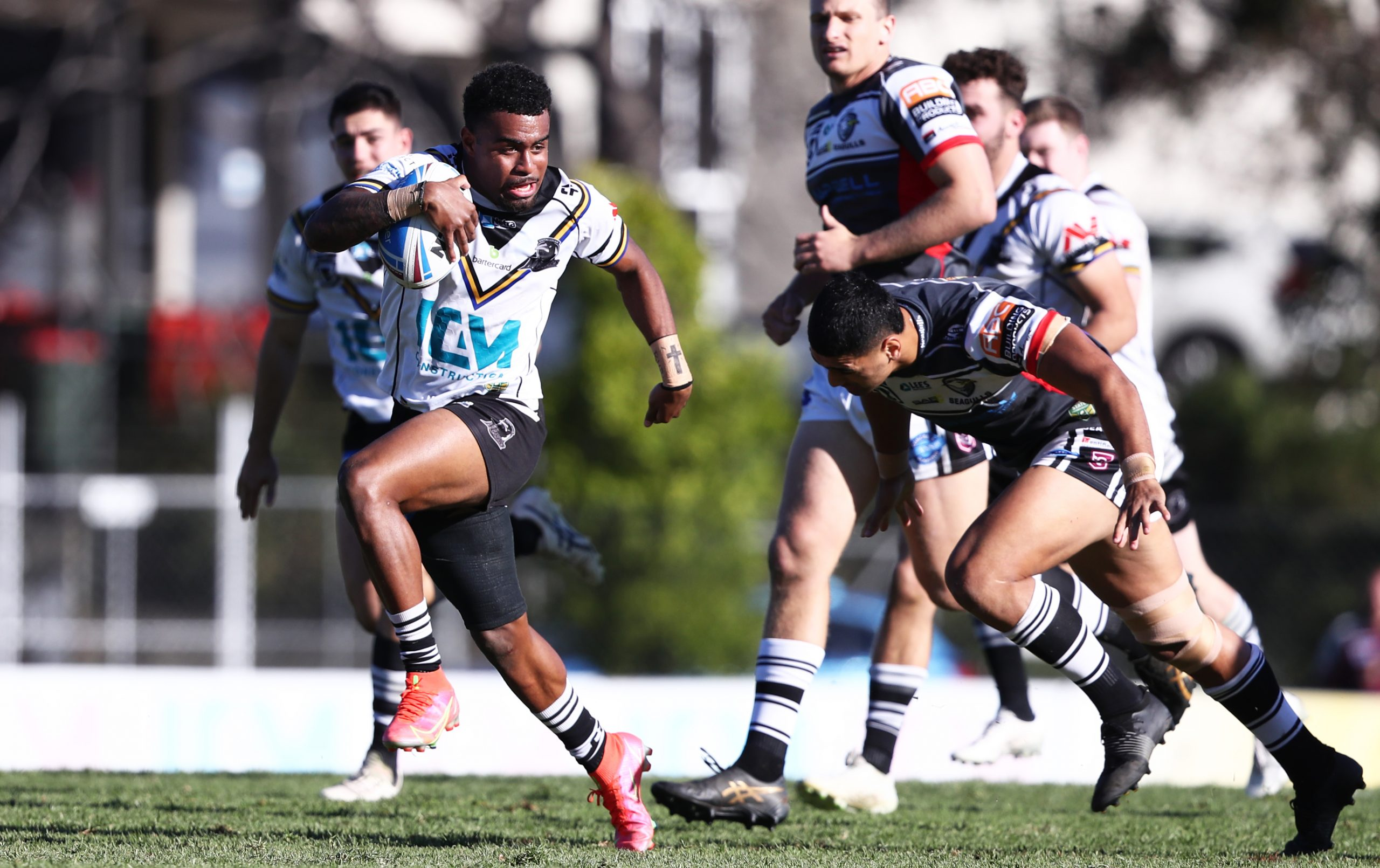 Mam the man for Magpies against Tweed
