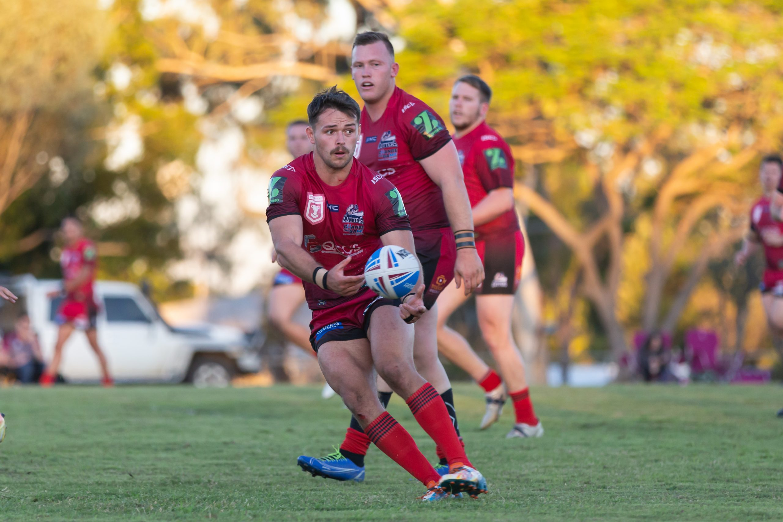 Rush of tries delivers Cutters win over Hunters