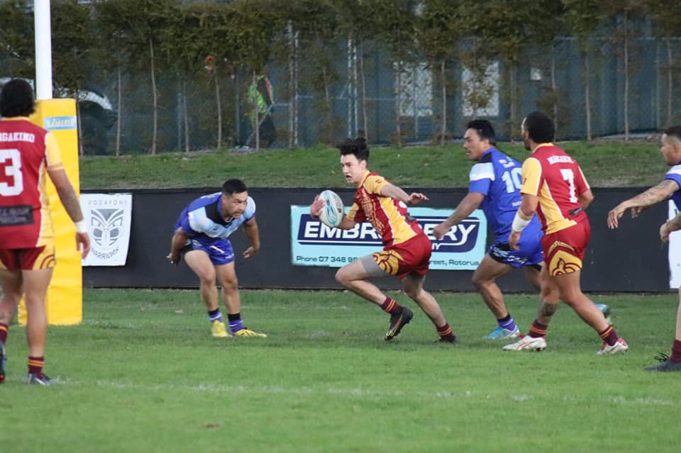 Mangakino Hawks to face Pacific Sharks in Bay of Plenty Grand Final