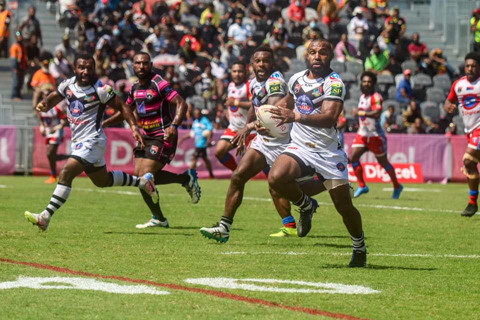 Mendi moves to outright first, whilst four teams fight for one Finals spot in penultimate round of the 2021 Digicel Cup season