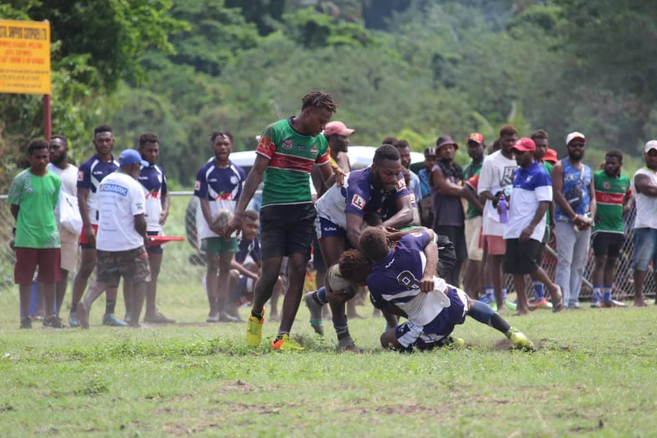 Top of the table clashes in Rabual Men's and Women's Premierships