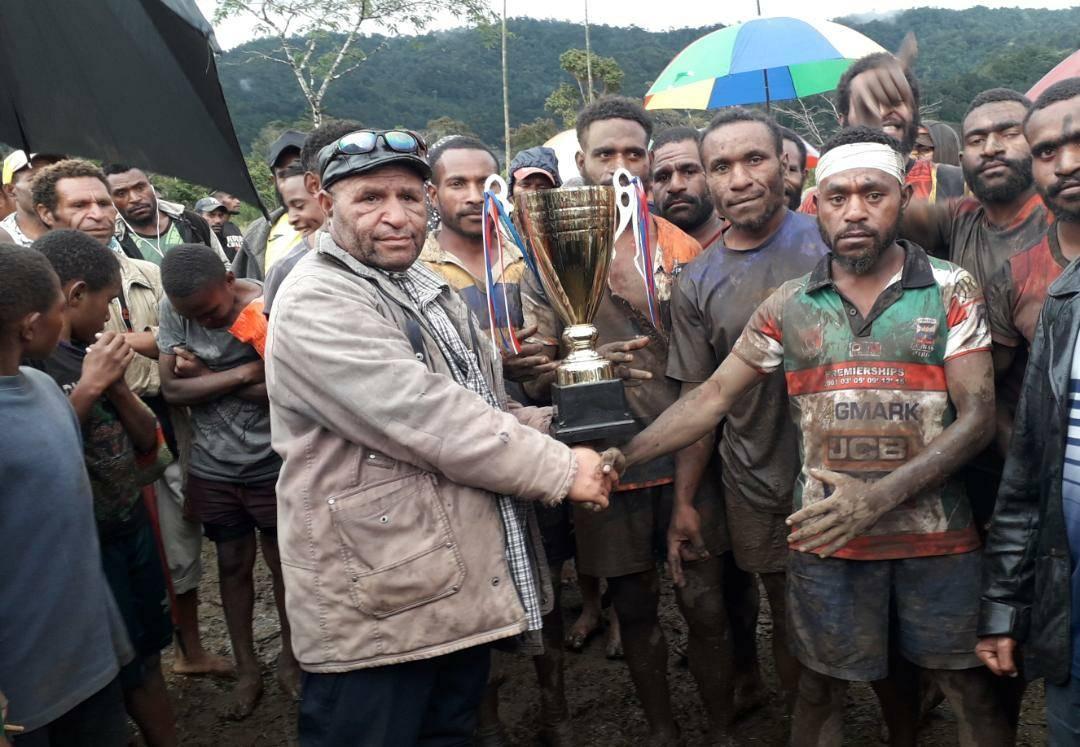 Kamupa Pythons claim inaugural Saka Cup