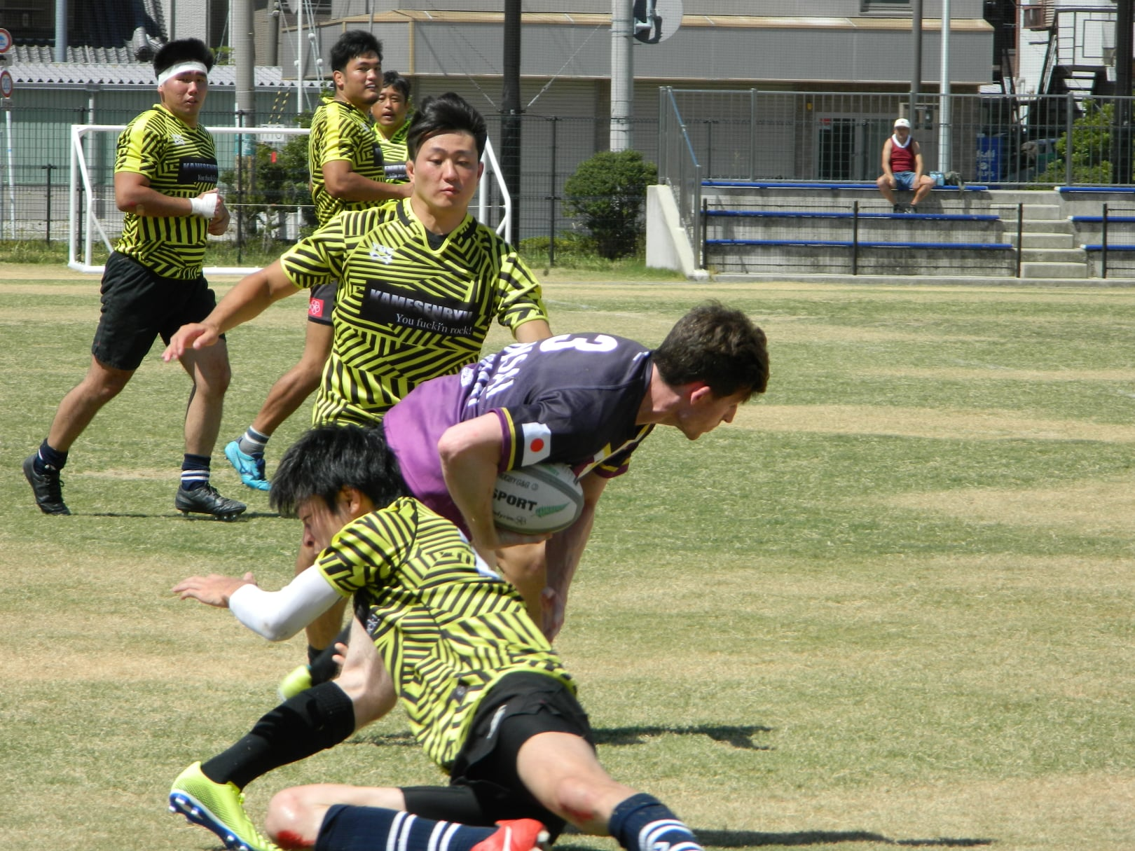 Kamisenryu Sea Turtles and Mitaka Spartans to face off in Japanese National Cup Grand Final