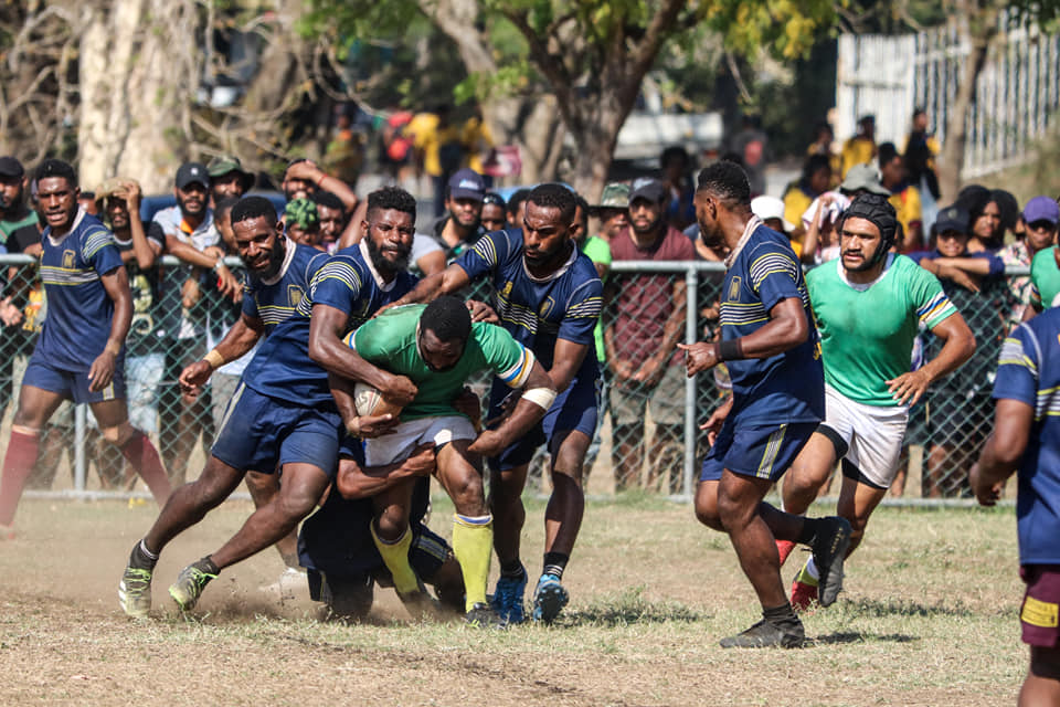Honours shared in the inaugural PNG Vice Chancellor's Cup