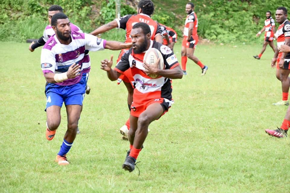 Vate Bulldogs win back-to-back Port Vila Men's Championships