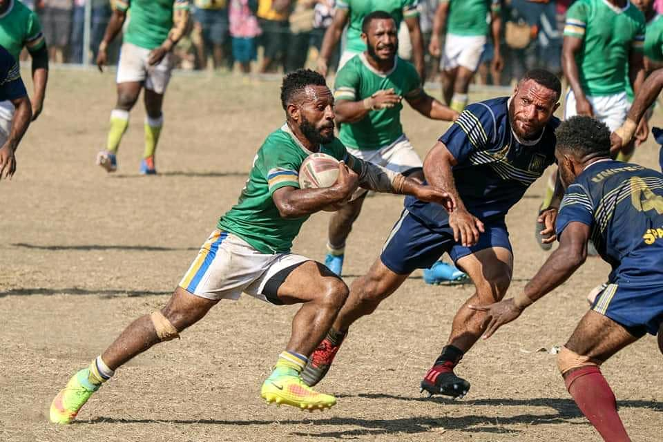 UPNG halfback awarded Player of the Tournament at inaugural VC Cup