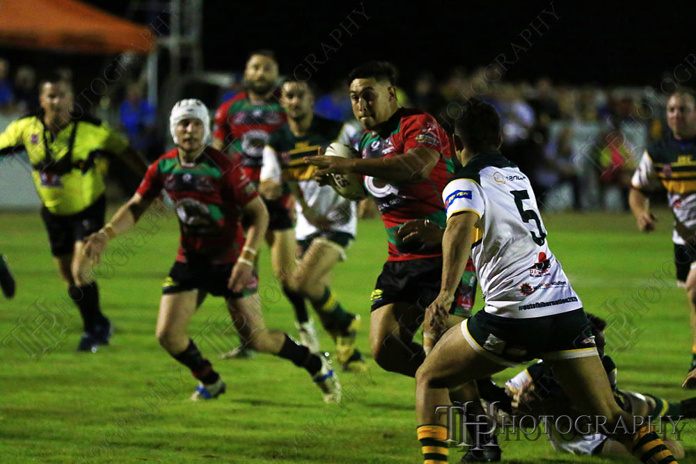 Bluff Rabbitohs claim first Central Highlands title on home soil