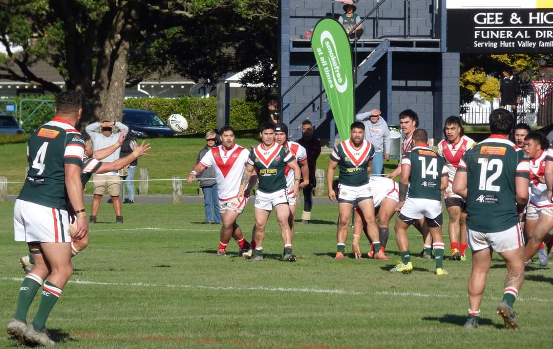 Whiti Te Rã wears St George down to claim a fifth Wellington Grand Final