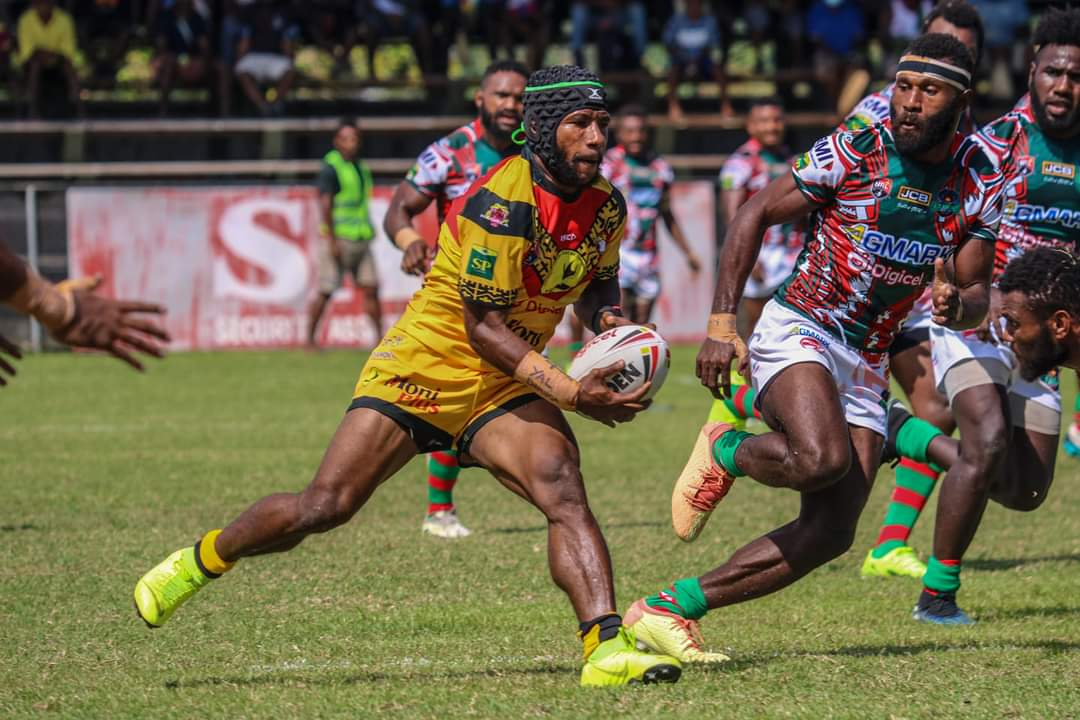 Teams announced for PNG Digicel Cup Elimination Finals