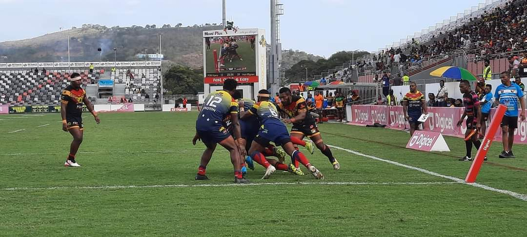 Wigmen keep title defence alive, Waghi overcome Gurias