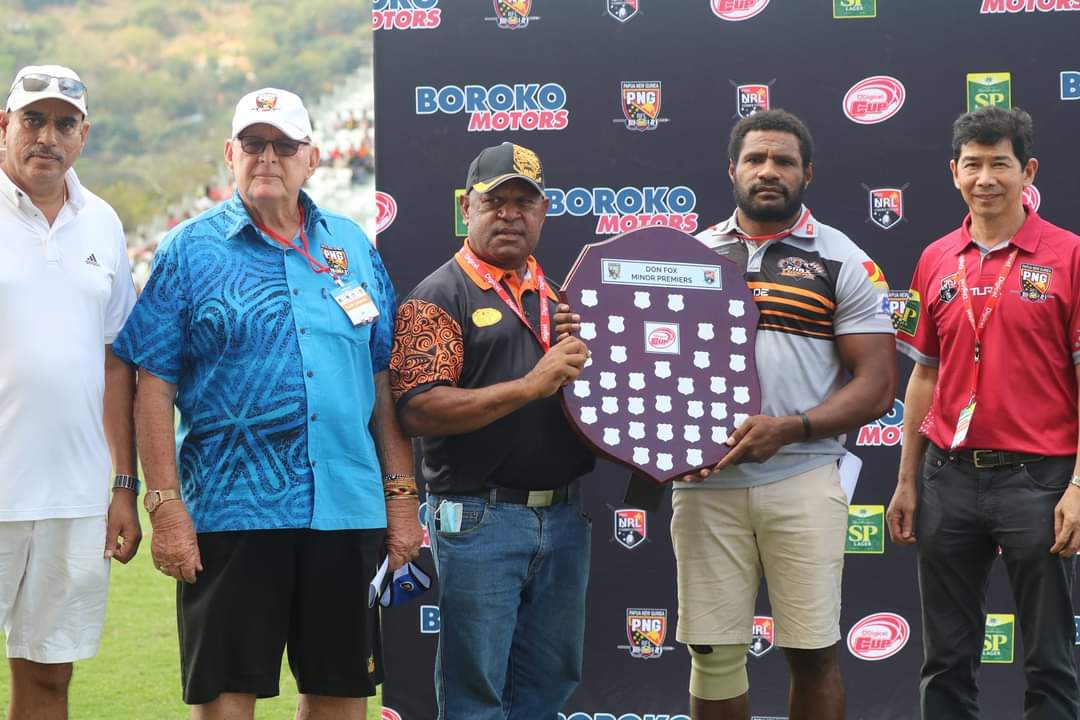Digicel Cup Minor Premiers shield to be known as the 'Don Fox Memorial Shield'