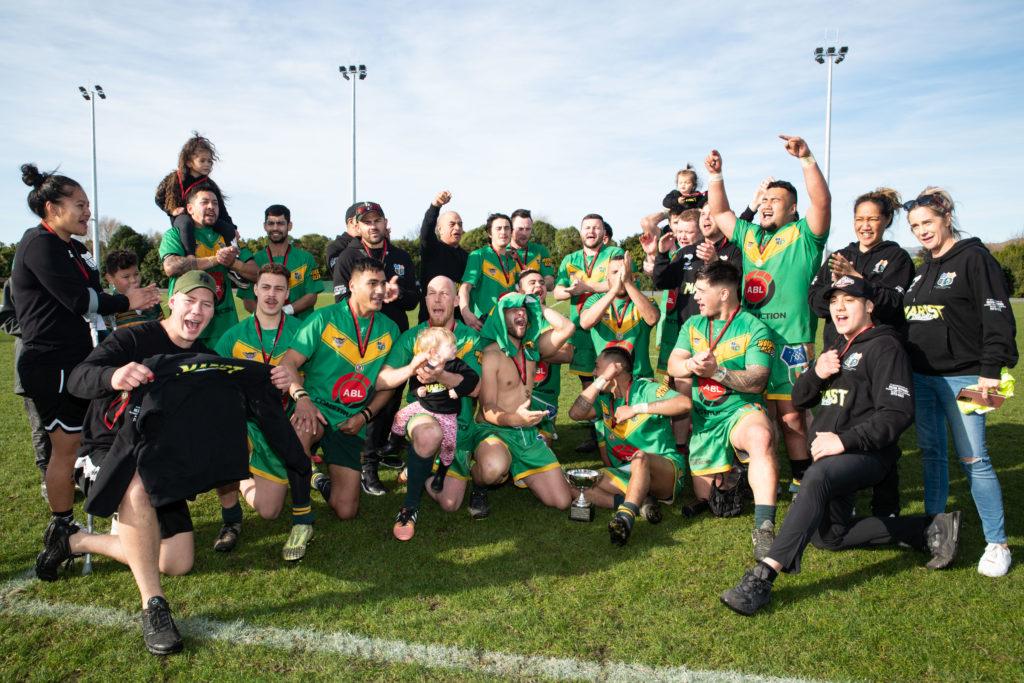 Marist Saints-Papanui claim 2021 Canterbury Cup