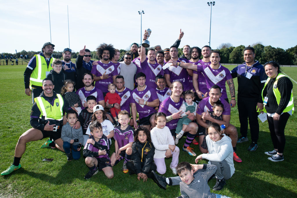Celebration Lions win 2021 Canterbury Gore Cup