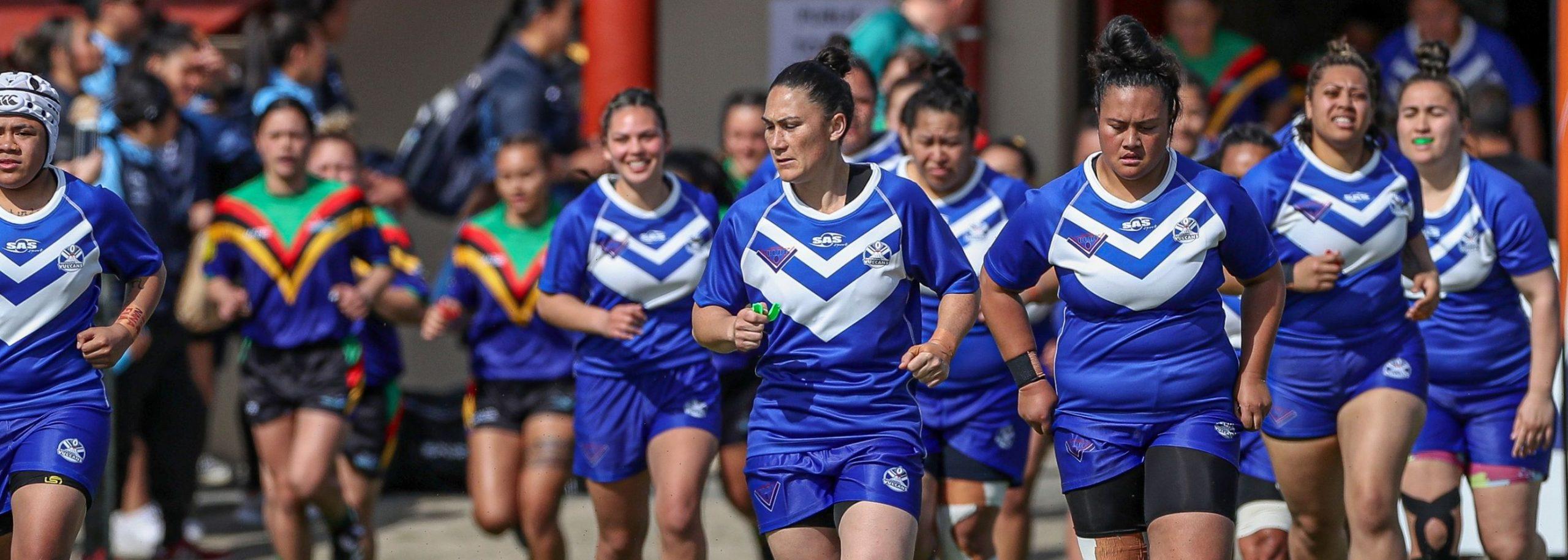 NRLW stars among Auckland Vulcans Women's squad