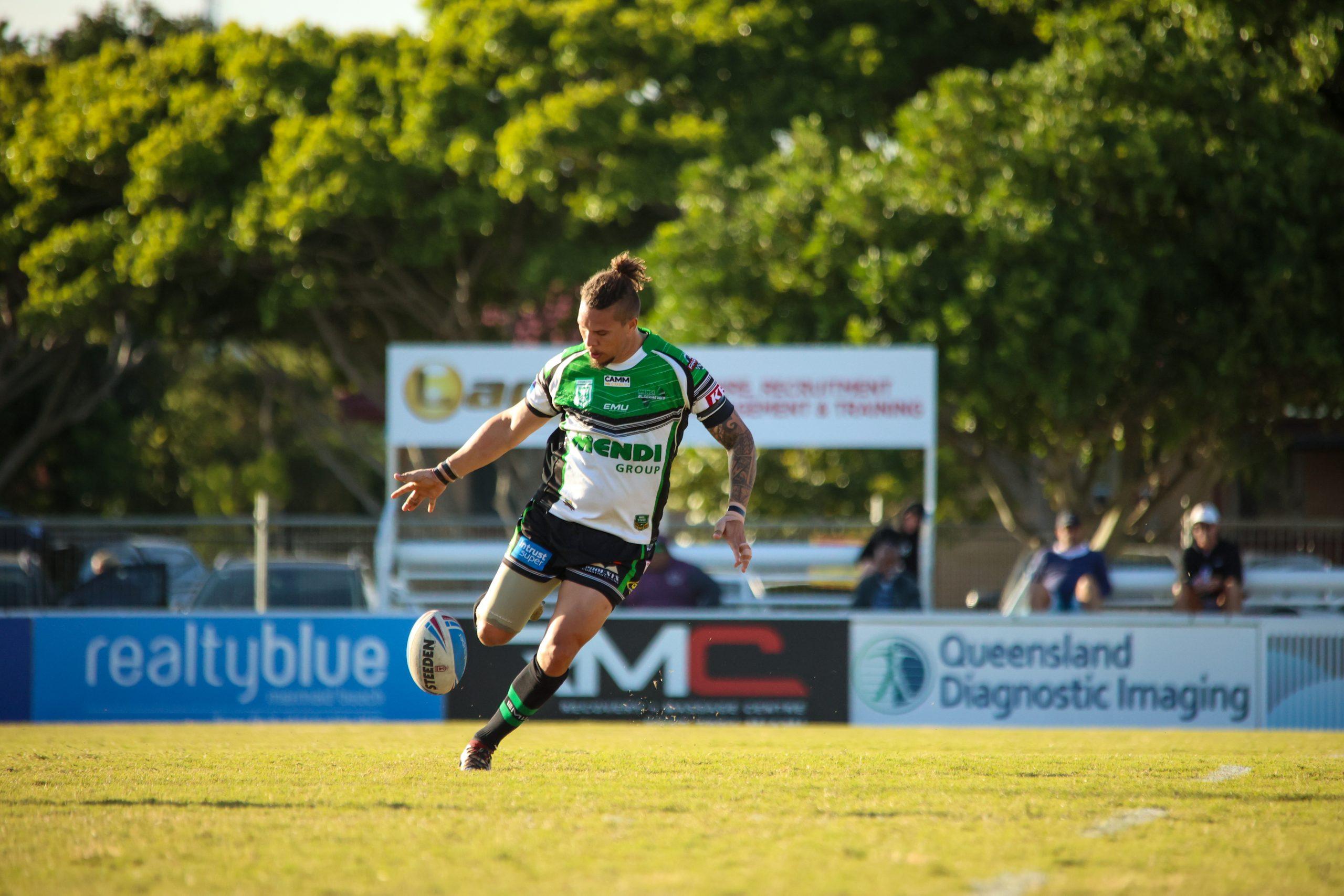 Blackhawks prevail in North Queensland derby