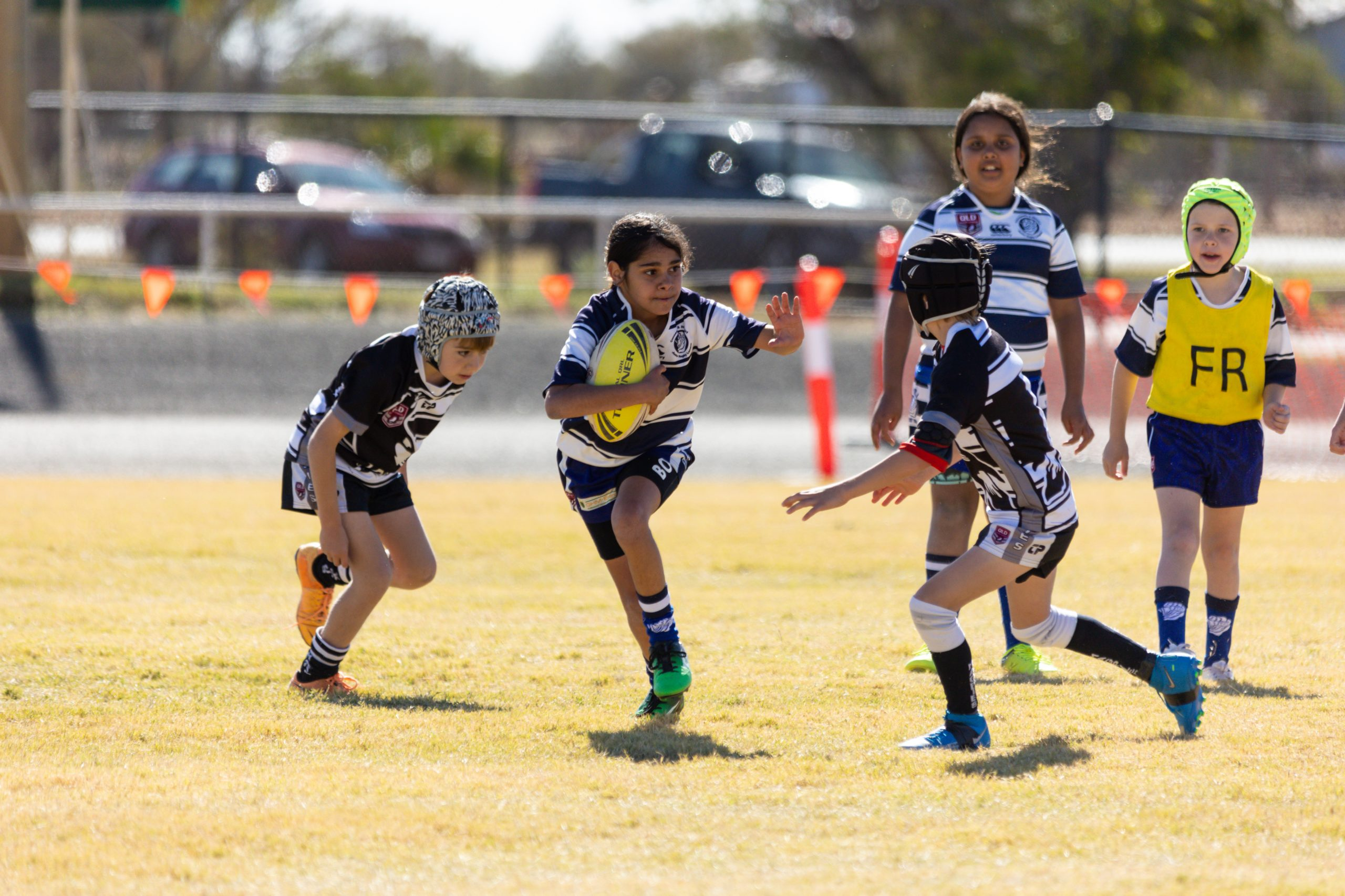 Queensland records growth in community participation