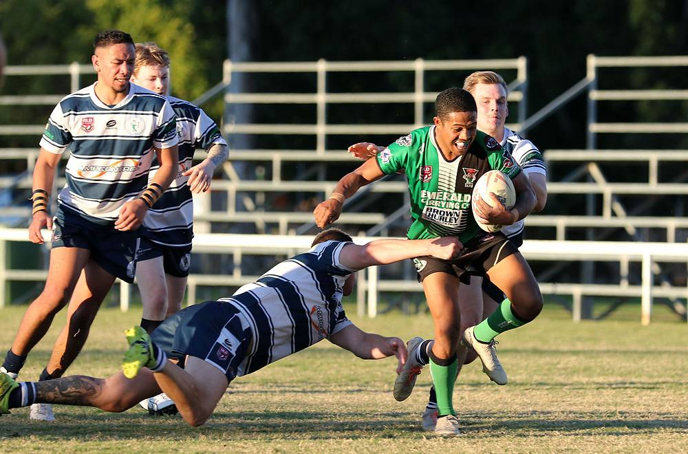 Emerald Tigers retain Central Highlands Duroux Shield