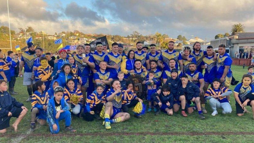 Turangawaewae go back-to-back in Waikato Premier League