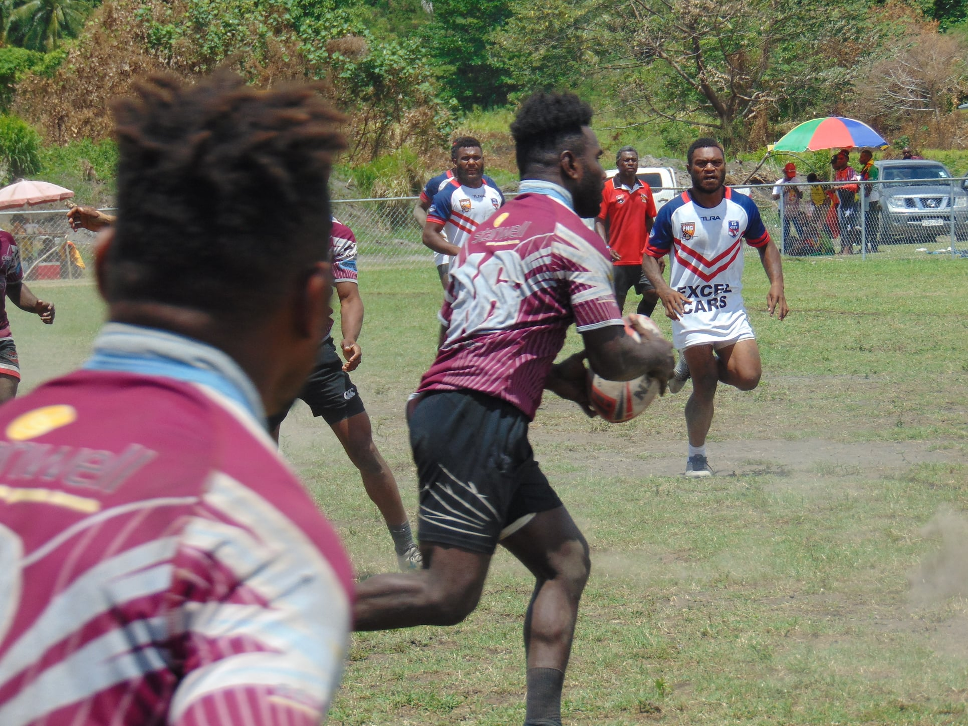 15 City Roosters win the 2021 Rabaul Independence Nines