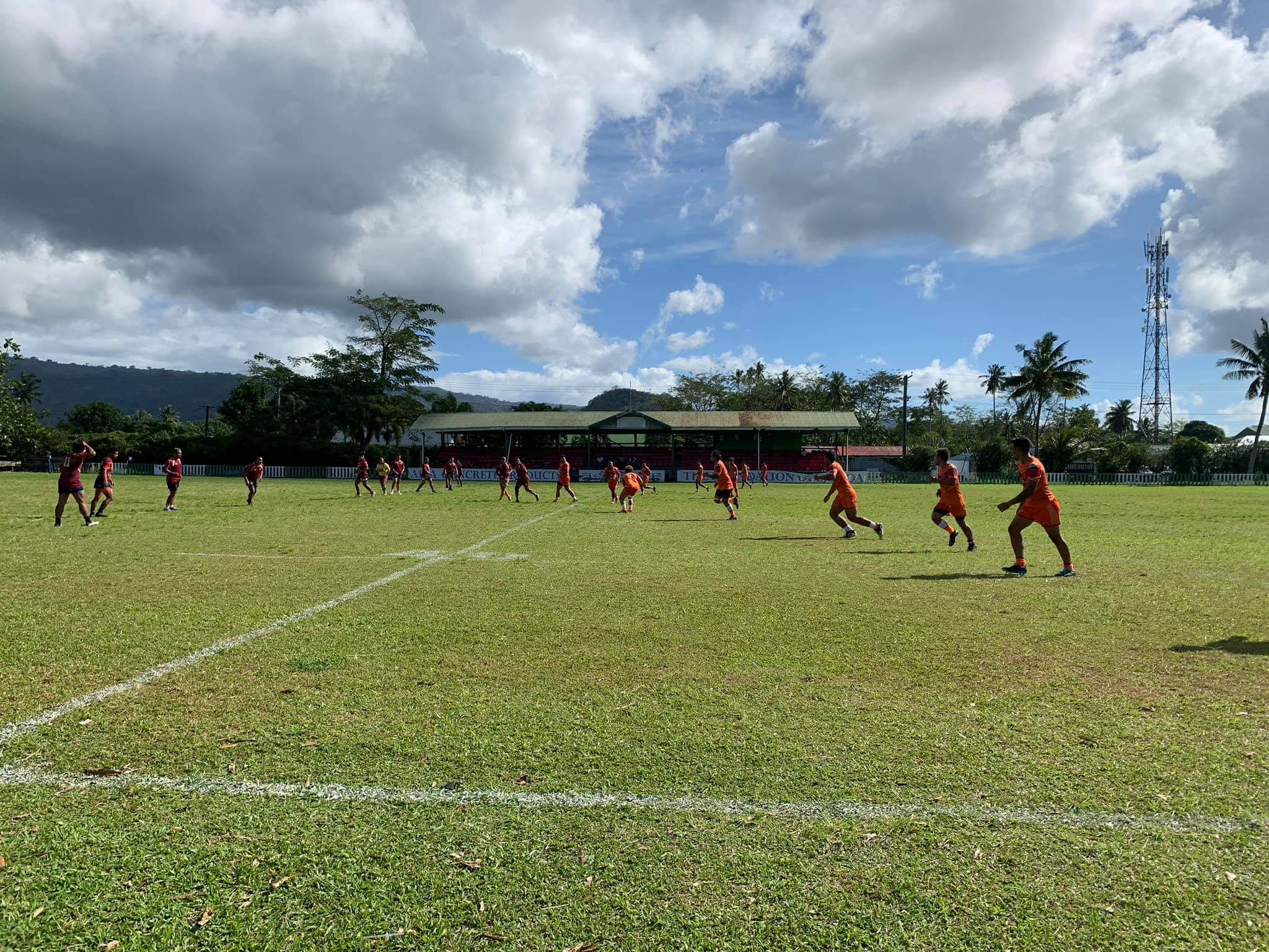 Vaitele West Tigers dominate defending Premiers in opening round of 2021 Samoan Club Championship