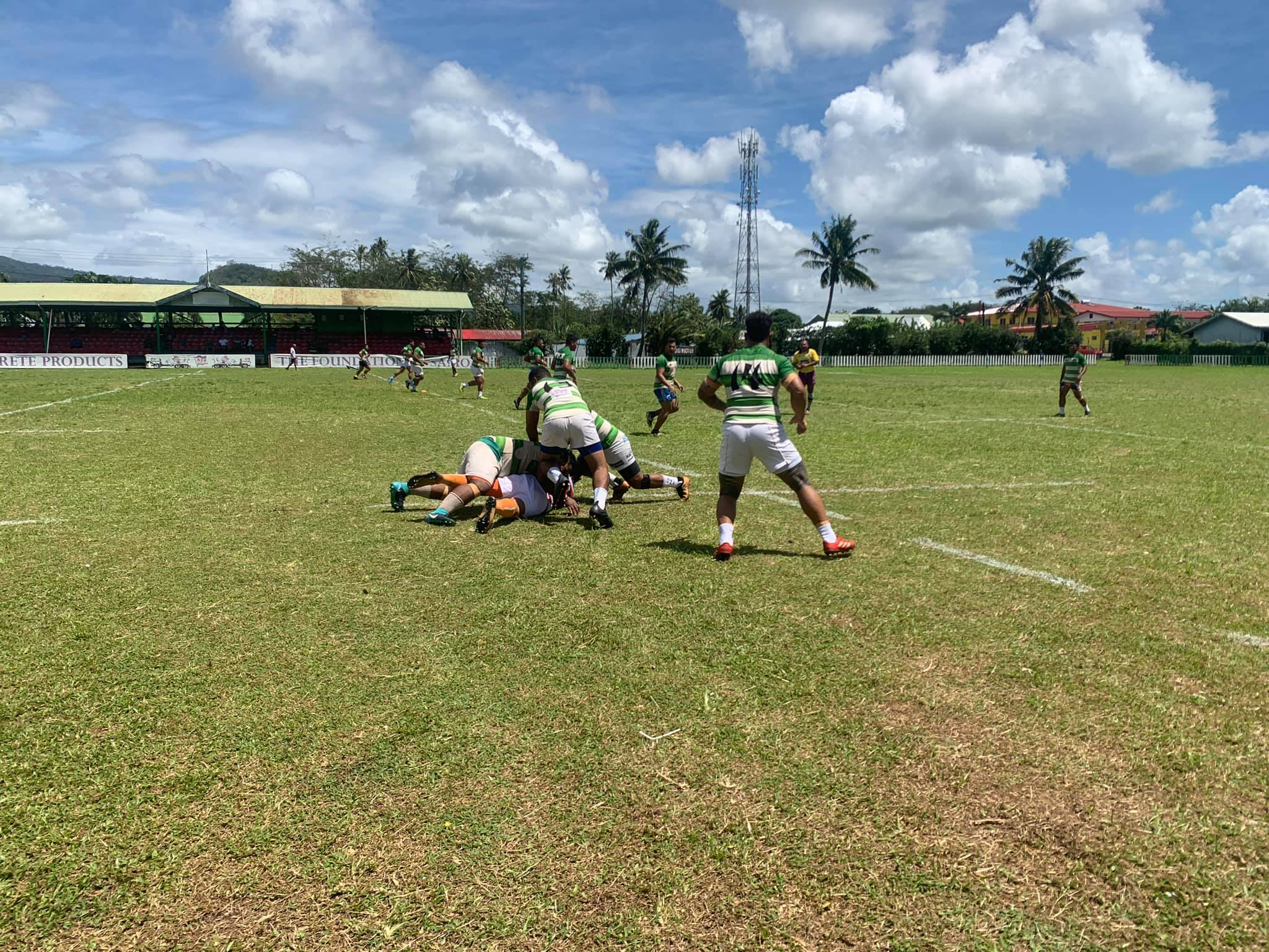 Marist Saints and Matniuel finish top in the Rugby League Samoa Men's Championship