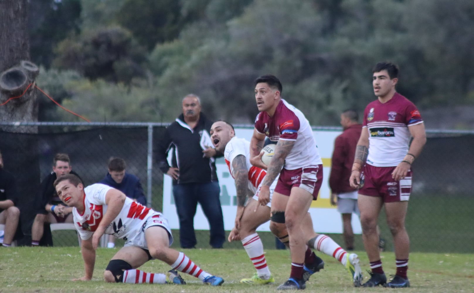North Beach and Joondalup to battle it out for spot in NRL WA Men's Grand Final